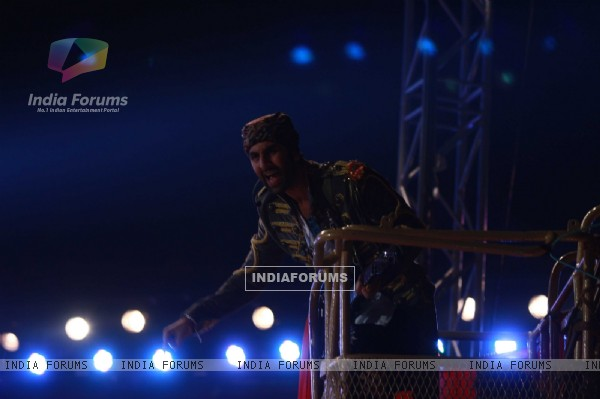 Ranbir Kapoor rock at 'Rockstar' live concert at Bhavans Ground (167244)