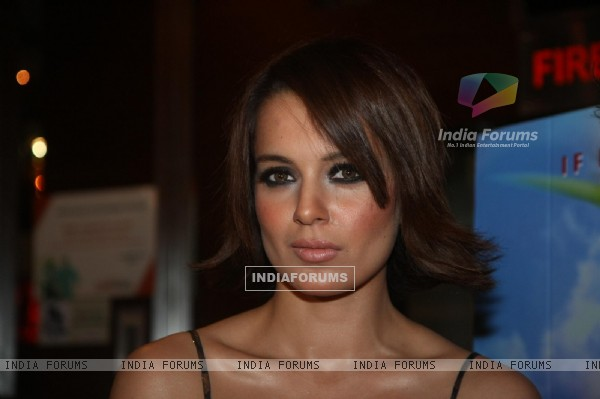 Kangna Ranaut at premiere of 'Miley Naa Miley Hum' at Cinemax