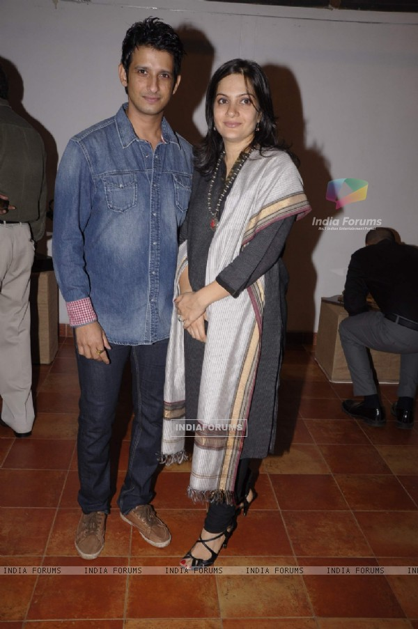 Sharman Joshi at Le Sutra art event at Bansdra