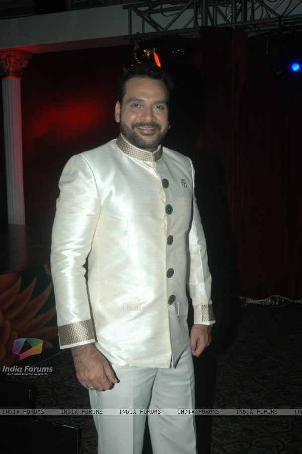 Shahbaz Khan at launch of new show on Sony 'Dekha Ek Khwaab' at Taj Hotel