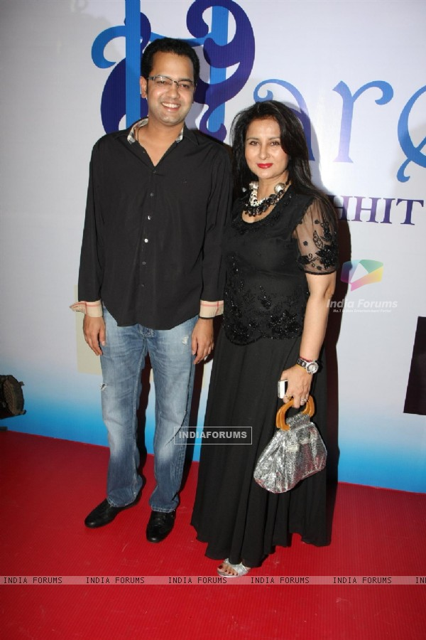 Rahul Mahajan and Poonam Dhillon grace Rohit Verma's birthday bash at Novotel