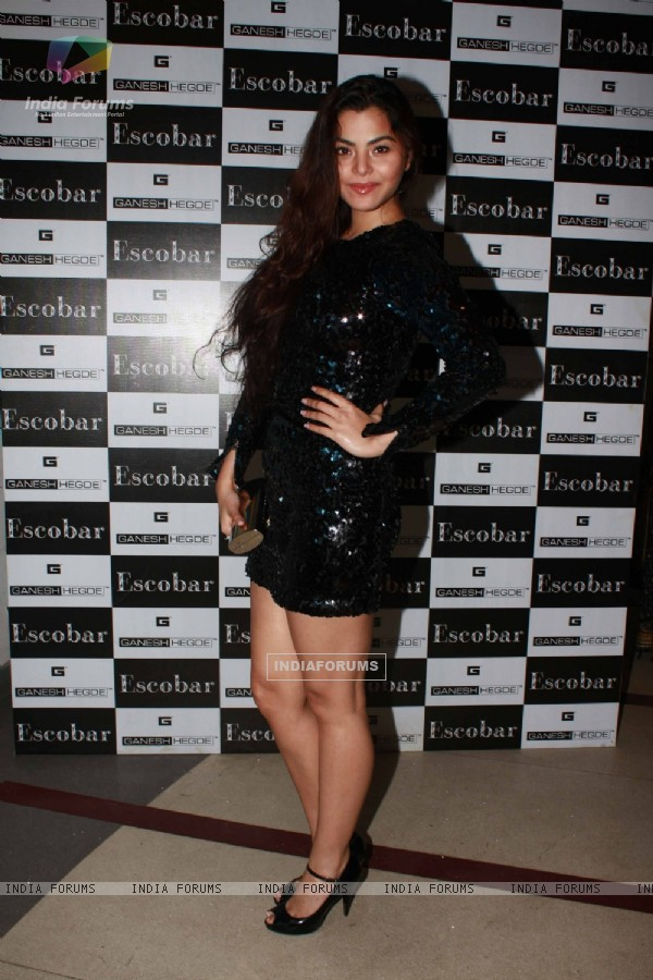 Celebs at Ganesh Hegde's birthday bash at Escobar