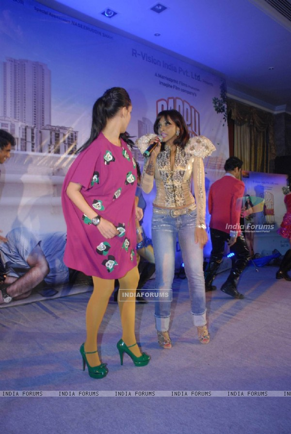 'Pappu Can't Dance Saala' music launch at Sea Princess