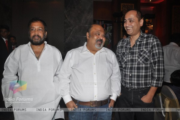 Saurabh Shukla at 'Pappu Can't Dance Saala' music launch at Sea Princess