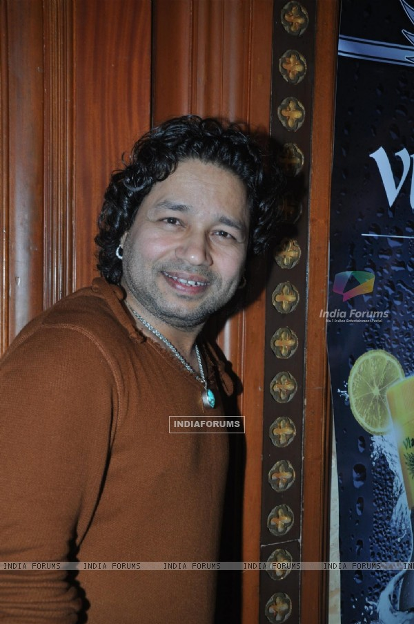 Kailash Kher at 'Pappu Can't Dance Saala' music launch at Sea Princess