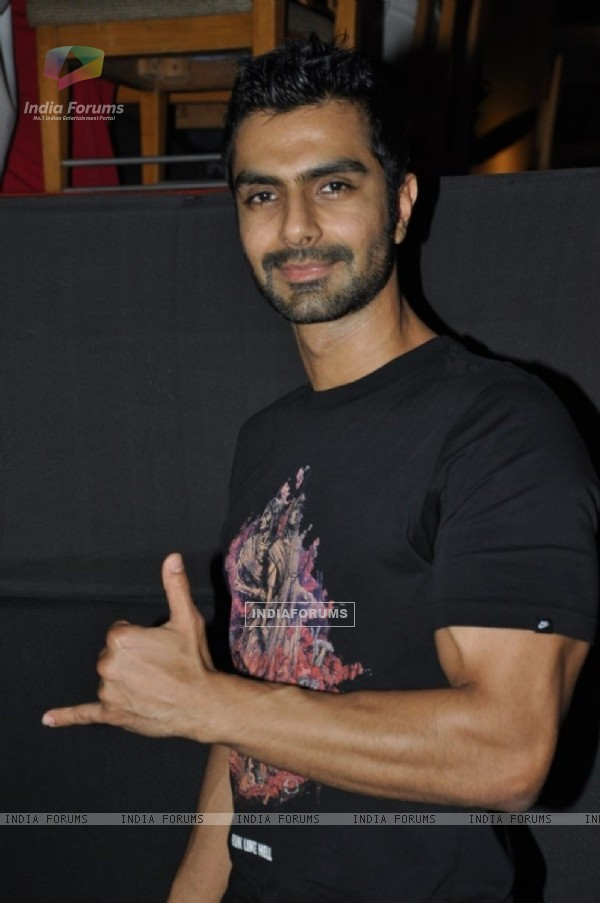 Ashmit Patel judge Ms.Fit & Fab 2011 by Gold's Gym at Hotel Sun N Sand in Juhu, Mumbai