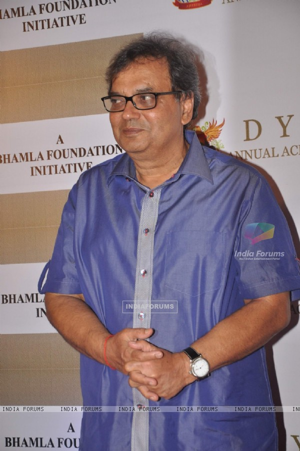 Subhash Ghai at DY Patil Awards