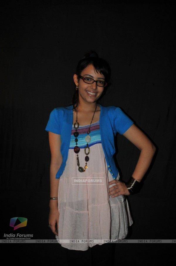 Namrata Ramsey at launch of Sony TV new show 'Parvarrish' at Powai