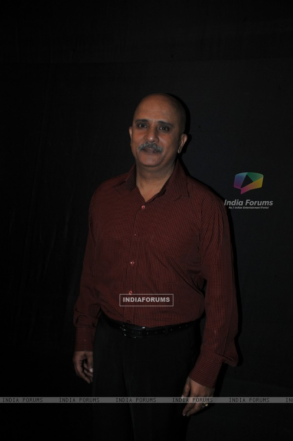Rajesh Puri at launch of Sony TV new show 'Parvarrish' at Powai