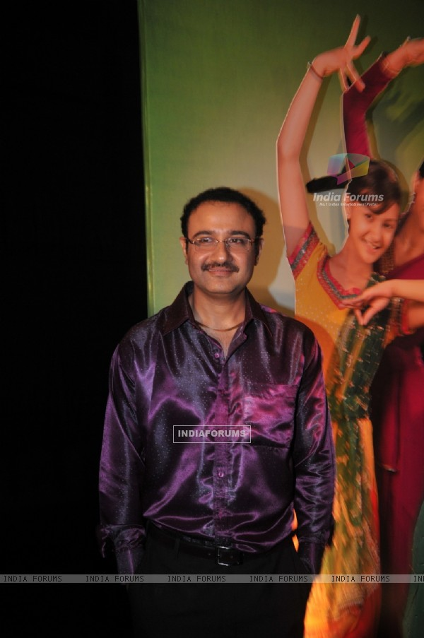 Vivek Mushran at launch of Sony TV new show 'Parvarrish' at Powai