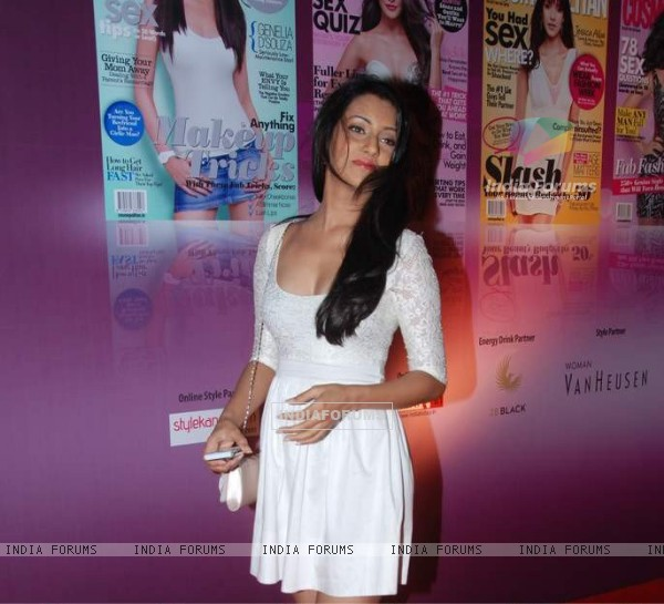 Additi Gupta at Cosmopolitian Award