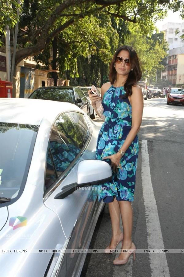 Gayatri Joshi grace Sunday Brunch at Bungalow 9 in Mumbai