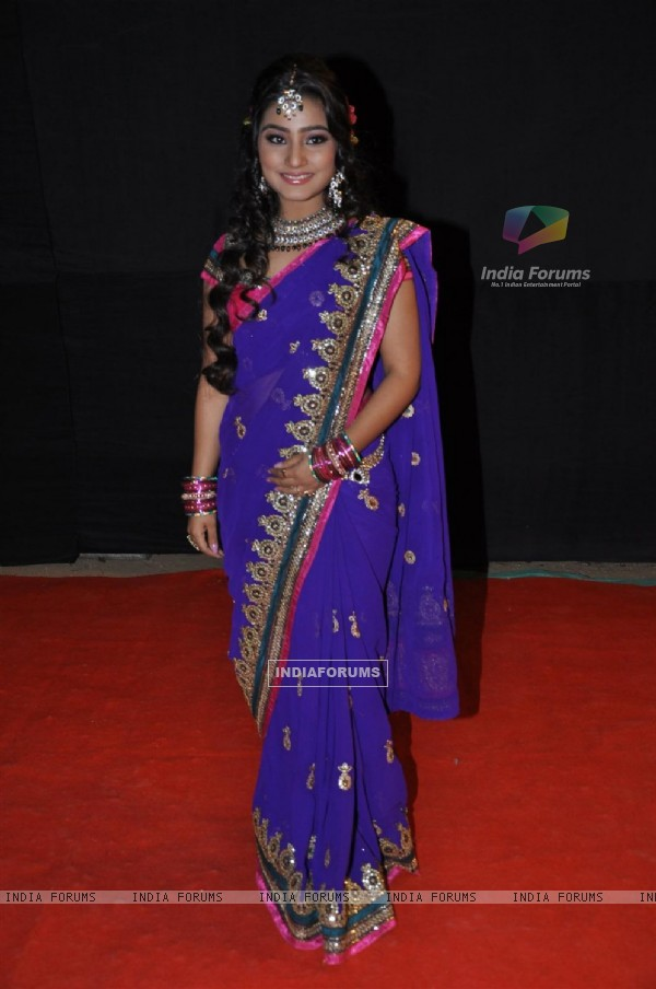 Neha Marda at Golden Petal Awards By Colors in Filmcity, Mumbai