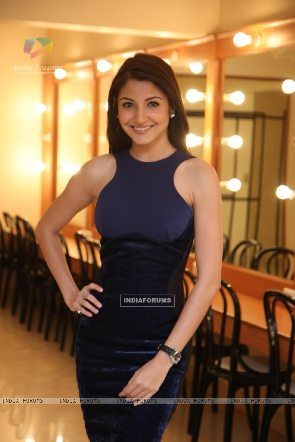 Anushka Sharma In Bikini In Ladies Vs Ricky Bahl Anushka Sharma at press meet