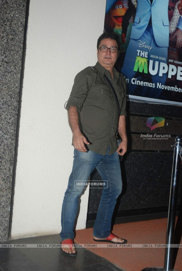 Vinay Pathak at Deswa Film Premiere