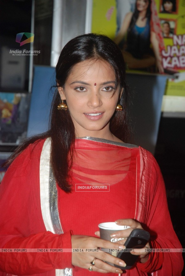 Neetu Chandra at Deswa Film Premiere