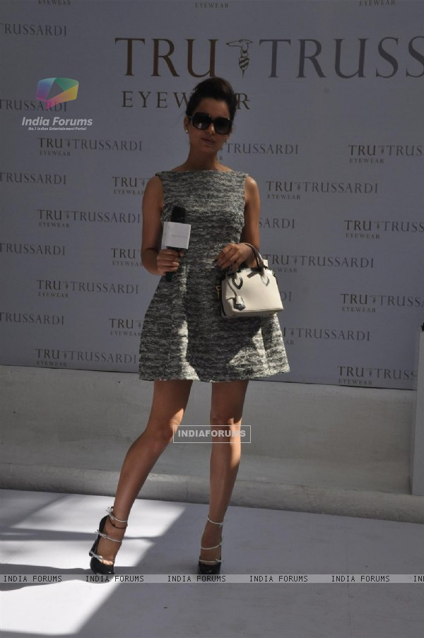 Kangna Ranaut at Trussardi watch launch at Olive