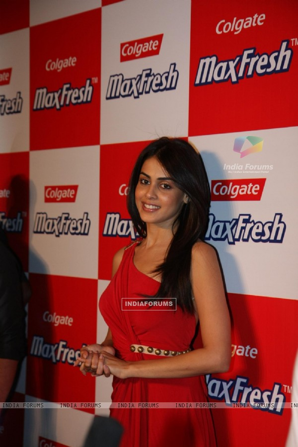 Genelia Dsouza grace the Colgate MaxFresh party at Bunglow 9