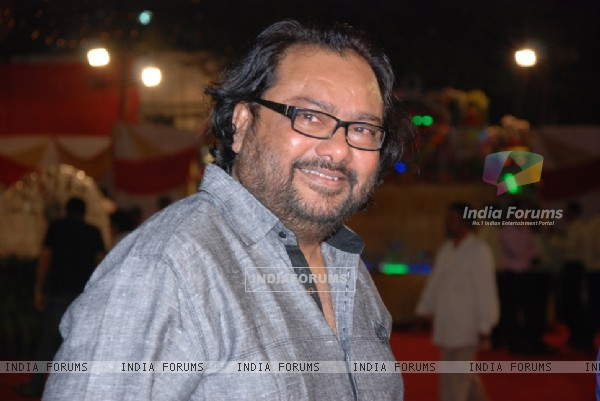 Ismail Darbar at Wedding of famous music director Dilip Sen's daughter Ms Simmin held in Mumbai