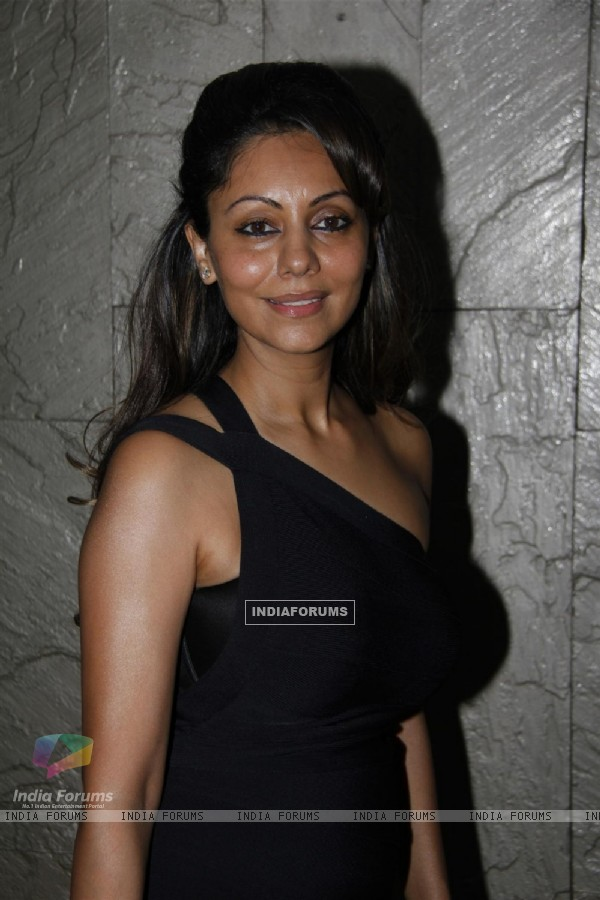 Gauri Khan at Arjun Rampal's birthday bash in Bandra