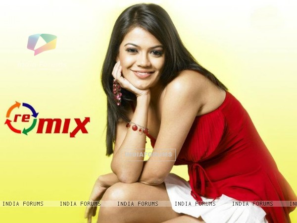 Shweta Gulati in tv show Remix