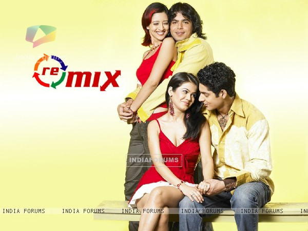 Poster of tv show Remix