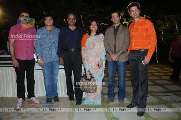 Cast and Crew of the film 'KYA YAHI SACH HAI' at music release