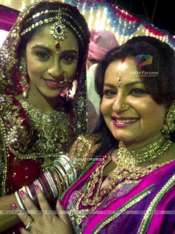 Still image of jeevika and Pinky