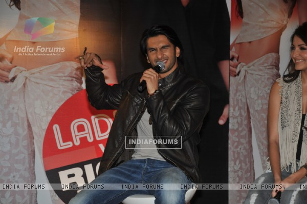 Ranveer Singh grace Ladies V/s Ricky Bahl event at Yashraj, Mumbai (172716)