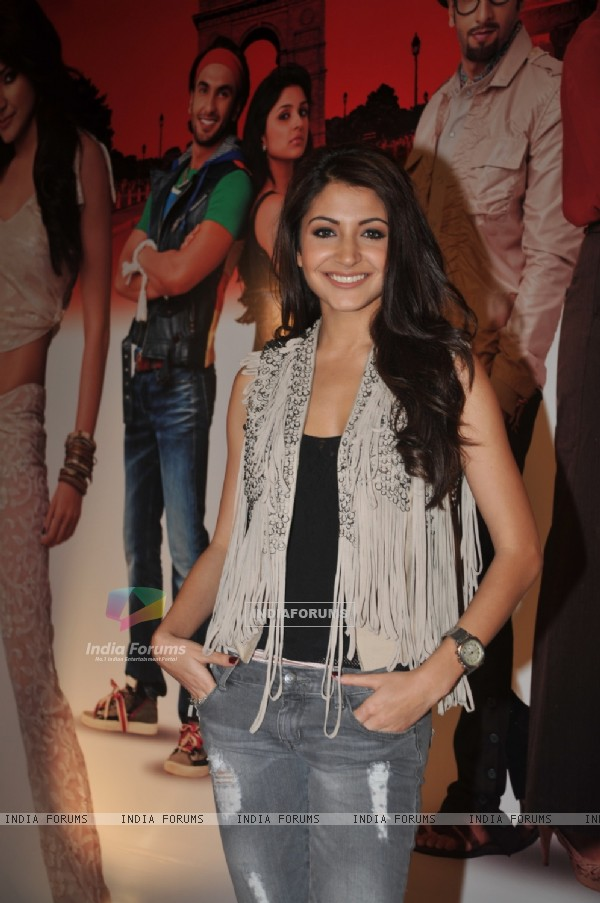 Anushka Sharma grace Ladies V/s Ricky Bahl event at Yashraj, Mumbai