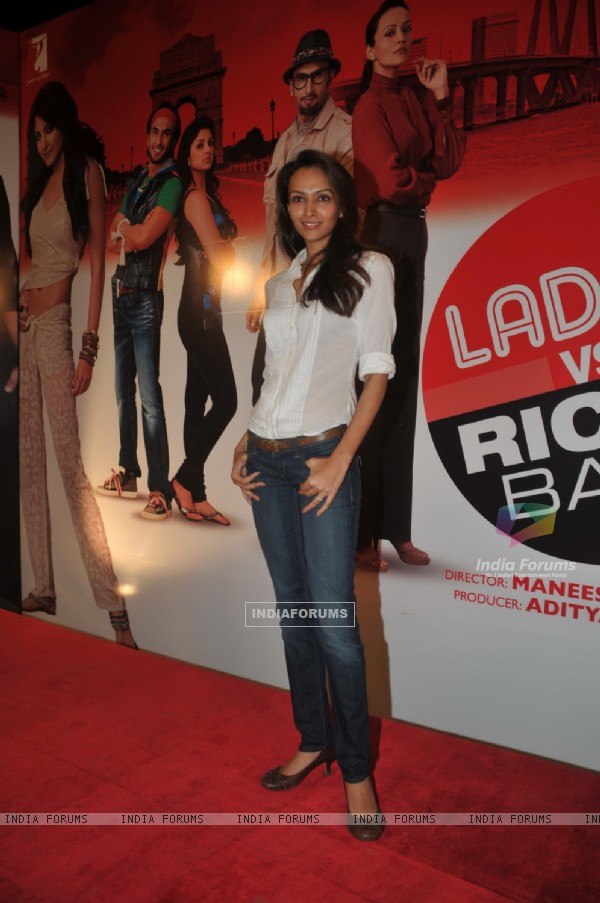 Dipannita Sharma grace Ladies V/s Ricky Bahl event at Yashraj, Mumbai (172735)
