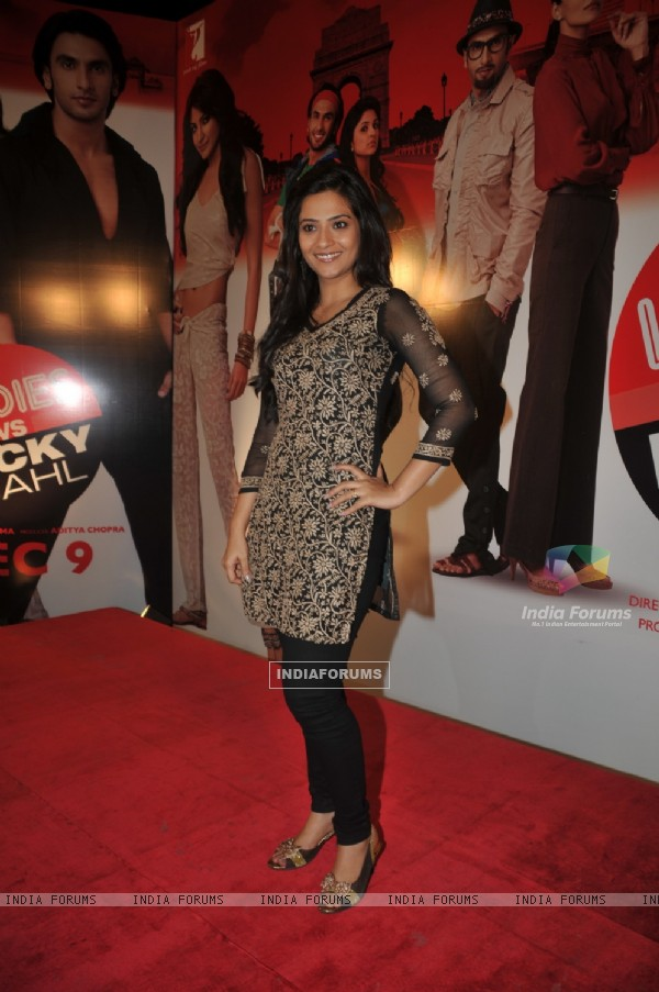 Aditi Sharma grace Ladies V/s Ricky Bahl event at Yashraj, Mumbai (172736)