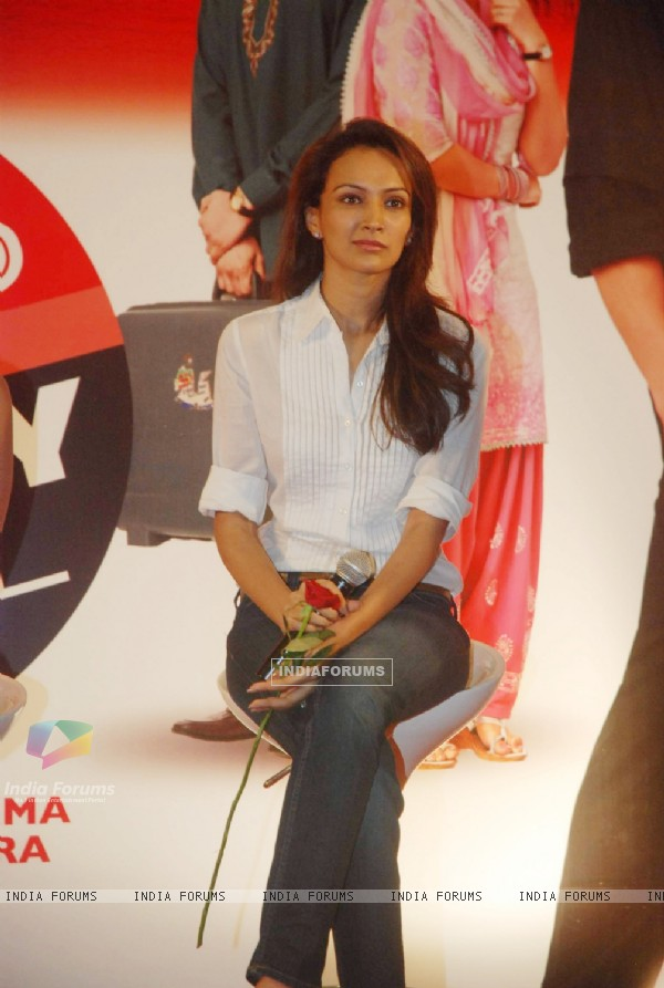 Dipannita Sharma grace Ladies V/s Ricky Bahl event at Yashraj, Mumbai. .
