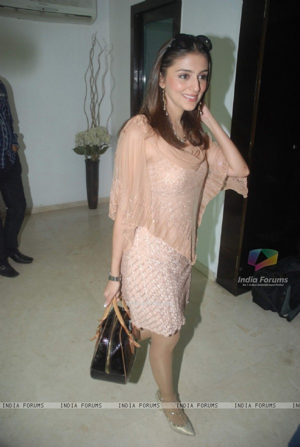 Aarti Chhabria at scientific press meet at Andheri