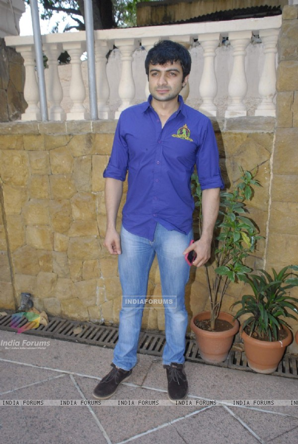 Vivek Mashru at CID 26/11 song launch at Citizen Hotel