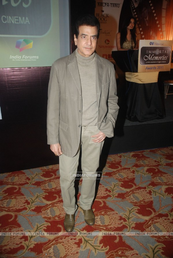 Jeetendra honoured at Immortal event at the JW Marriott