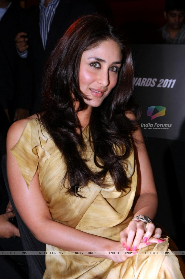 Kareena Kapoor at the Top Gear awards at ITC Parel