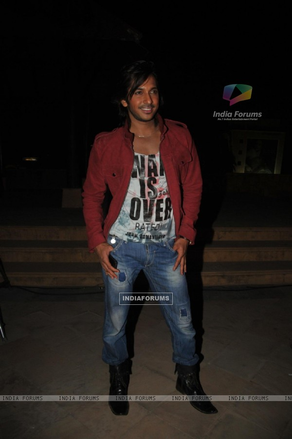 Terence Lewis at launch of Dance India Dance Season 3 at Hotel JW Marriott in Juhu, Mumbai