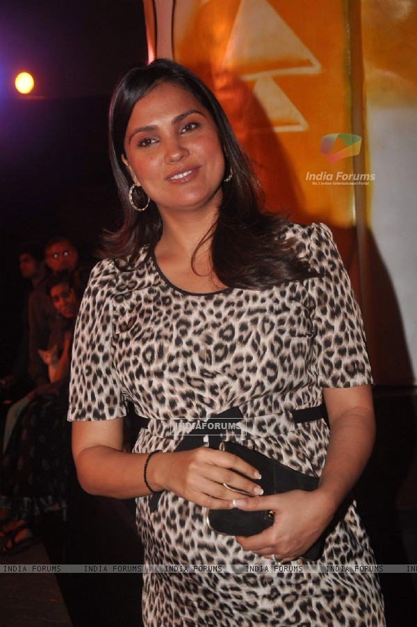 Lara Dutta at 'The Chivas Studio 2011' events