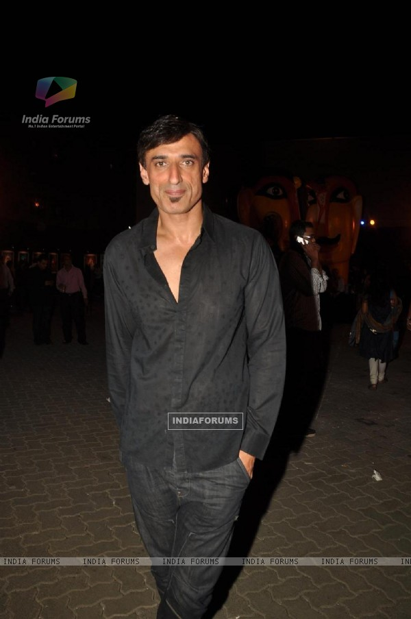 Rahul Dev at 'The Chivas Studio 2011' organized Luxury, Cinema, Art & Music event
