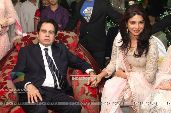 Priyanka Chopra grace Dilip Kumar's 89th Birthday Party