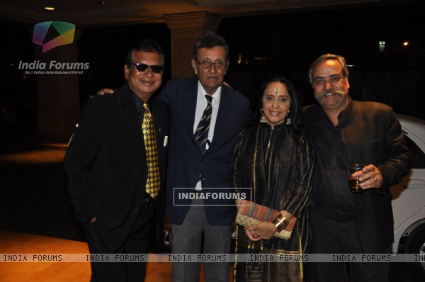 Ila Arun at the 2nd edition of the RSD World Cricket Summit in Mumbai