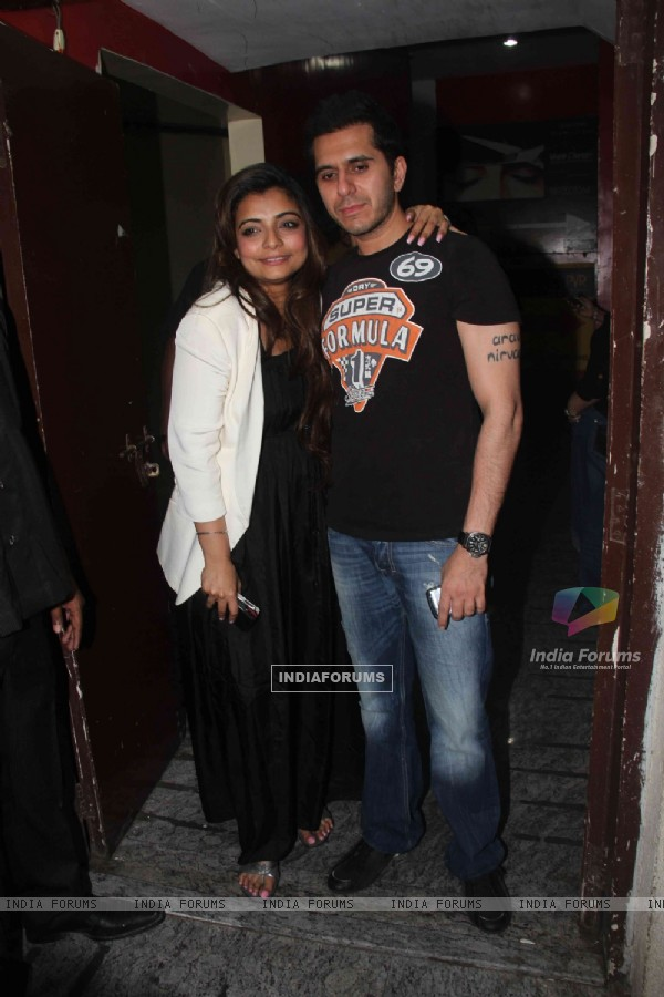 Vaibhavi Merchant at Don 2 special screening at PVR