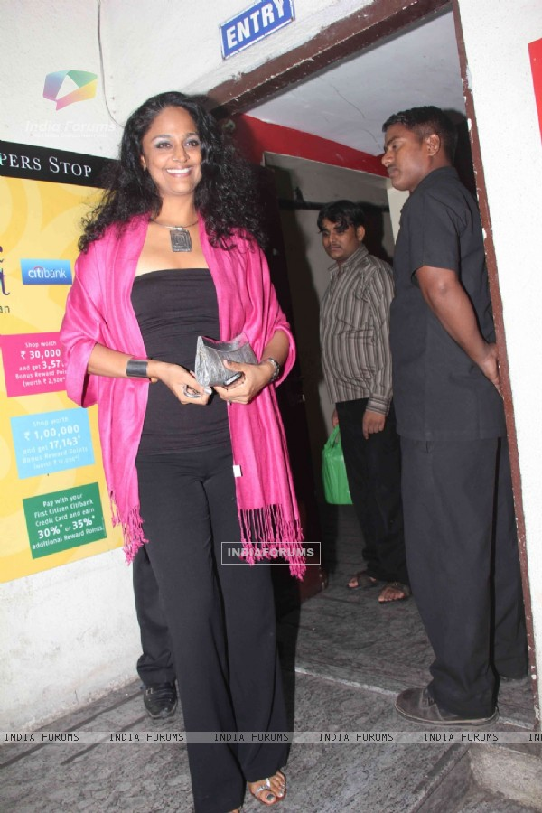 Suneeta Rao at Don 2 special screening at PVR