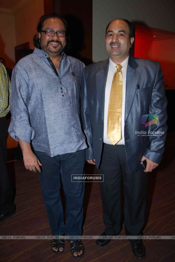 Ismail Darbar at Sameera Reddy event held in Mumbai