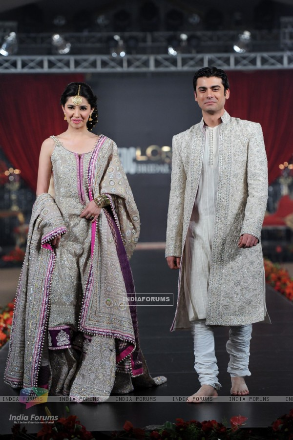 Fawad Afzal Khan (EP) and Mahira Khan