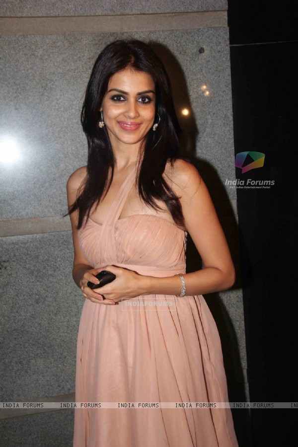 Genelia Dsouza grace Jacky Bhagnani's Birthday Party