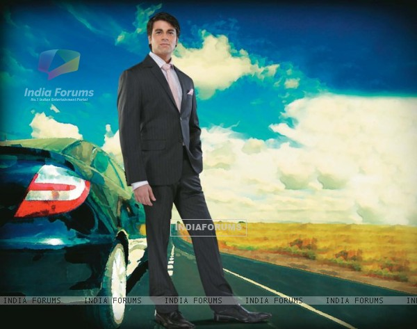 Karan Goddwani photoshoot still