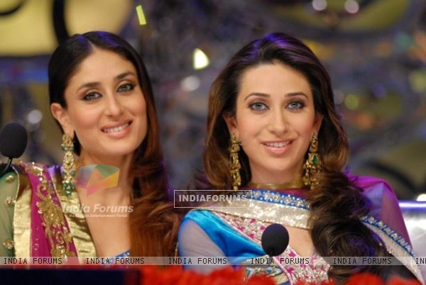 Kareena Kapoor and Karisma Kapur