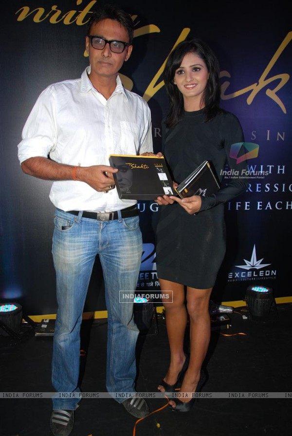 Celebs at launch of Shakti Mohan's Dance Calendar
